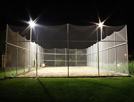 Agriturismo Infinito - Il Giardino - Tabs - Campo Beach Volley Tennis