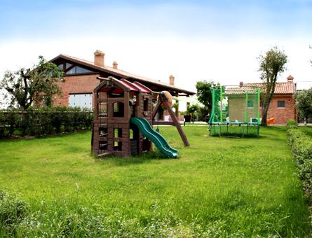 Agriturismo Infinito - Il Giardino - Tabs - Parco Giochi
