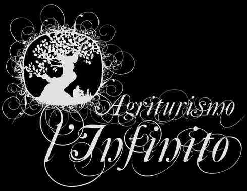 Agriturismo l'Infinito - Logo con Albero - Nero